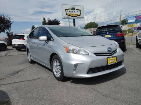 2014 Toyota Prius v for sale at CarSmart Auto Group in Murray UT