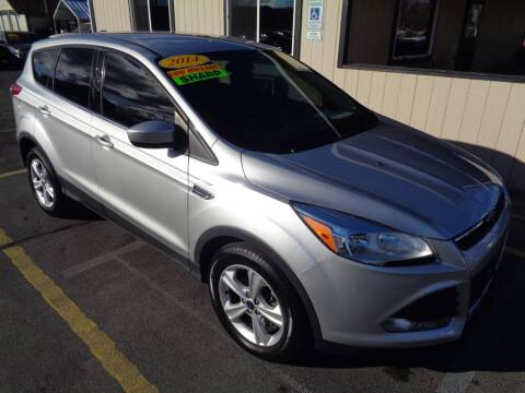 2014 Ford Escape for sale at BBL Auto Sales in Yakima WA