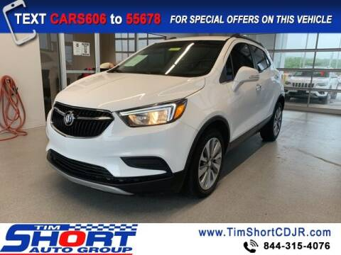 2019 Buick Encore for sale at Tim Short Chrysler in Morehead KY