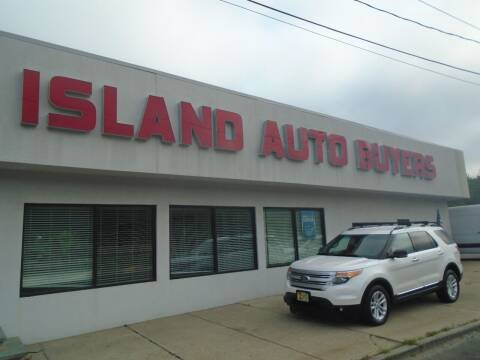 2013 Ford Explorer for sale at Island Auto Buyers in West Babylon NY