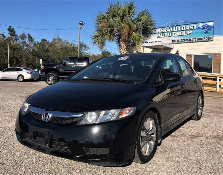 2010 Honda Civic for sale at Emerald Coast Auto Group LLC in Pensacola FL
