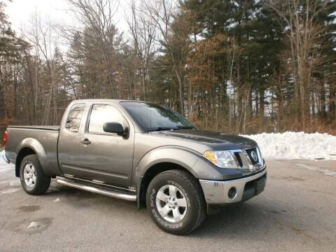 2009 Nissan Frontier for sale at Leavitt Brothers Auto in Hooksett NH