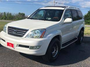 2006 Lexus GX 470 for sale at FUSION AUTO SALES in Spencerport NY