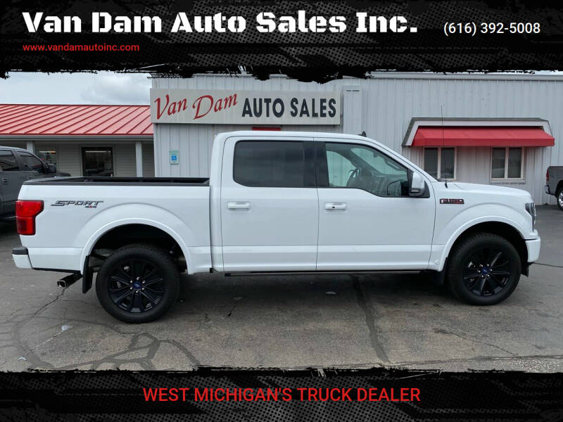 2019 Ford F-150 for sale at Van Dam Auto Sales Inc. in Holland MI