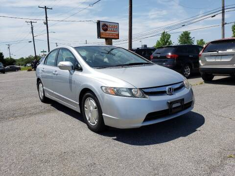 2007 Honda Civic for sale at Cars 4 Grab in Winchester VA