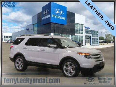 2013 Ford Explorer for sale at Terry Lee Hyundai in Noblesville IN