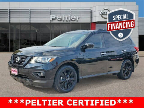 2018 Nissan Pathfinder for sale at TEX TYLER Autos Cars Trucks SUV Sales in Tyler TX
