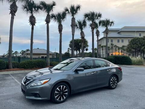 2018 Nissan Altima for sale at Gulf Financial Solutions Inc DBA GFS Autos in Panama City Beach FL