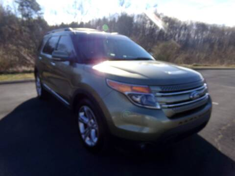 2013 Ford Explorer for sale at J & D Auto Sales in Dalton GA