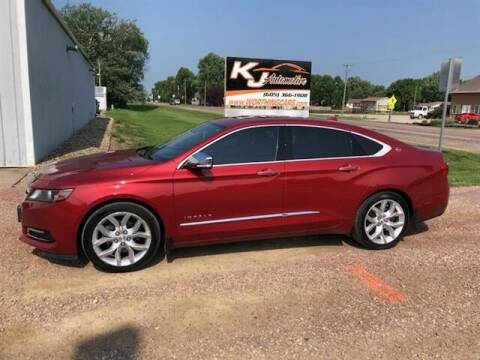 2014 Chevrolet Impala for sale at KJ Automotive in Worthing SD
