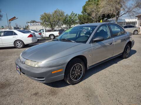 1999 Saturn S-Series for sale at Larry's Auto Sales Inc. in Fresno CA