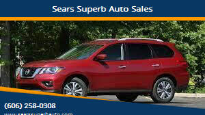 2013 Nissan Pathfinder for sale at Sears Superb Auto Sales in Corbin KY
