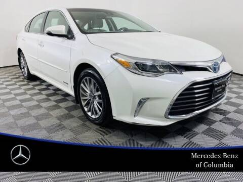 2016 Toyota Avalon Hybrid for sale at Preowned of Columbia in Columbia MO