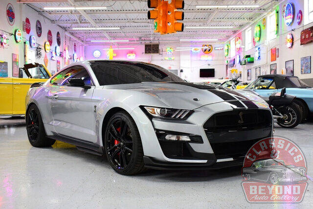 2020 Ford Mustang for sale at Classics and Beyond Auto Gallery in Wayne MI