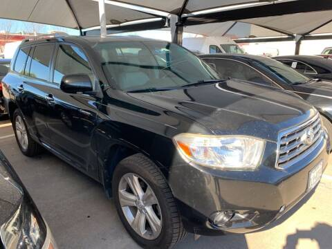 2008 Toyota Highlander for sale at Excellence Auto Direct in Euless TX