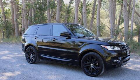 2015 Land Rover Range Rover Sport for sale at Northwest Premier Auto Sales in West Richland WA