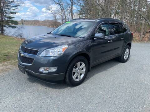 2012 Chevrolet Traverse for sale at Elite Pre-Owned Auto in Peabody MA