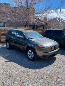 2015 Jeep Cherokee for sale at Sawtooth Auto Sales in Hailey ID