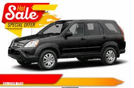 2006 Honda CR-V for sale at GOWHEELMART in Leesville LA