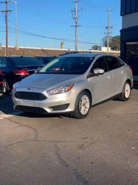 2016 Ford Focus for sale at Luxury Unlimited Auto Sales Inc. in Trevose PA