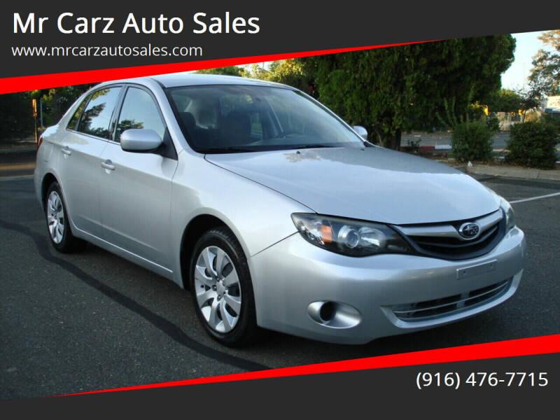 2010 Subaru Impreza for sale at Mr Carz Auto Sales in Sacramento CA