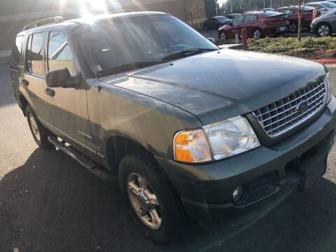 2004 Ford Explorer for sale at Blue Line Auto Group in Portland OR