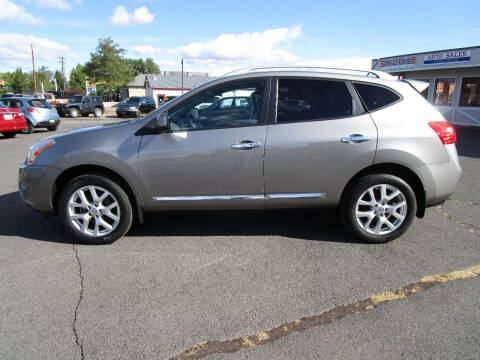 2013 Nissan Rogue for sale at Miller's Economy Auto in Redmond OR