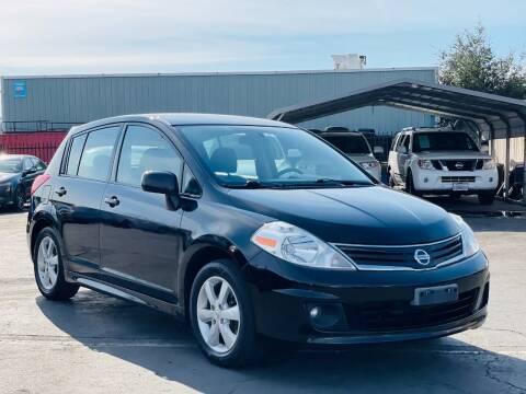 2010 Nissan Versa for sale at United Star Motors in Sacramento CA