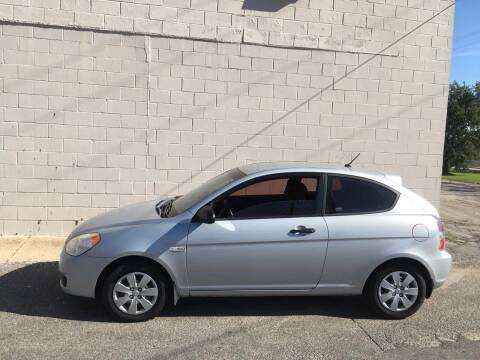 2008 Hyundai Accent for sale at Autofinders in Gulfport MS