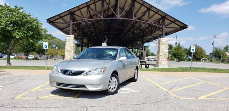 2005 Toyota Camry for sale at D&C Motor Company LLC in Merriam KS