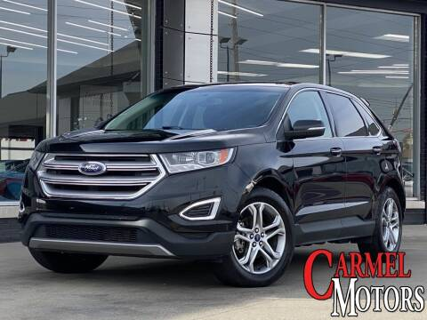 2015 Ford Edge for sale at Carmel Motors in Indianapolis IN