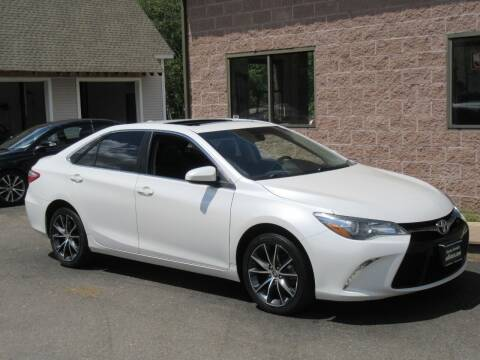 2015 Toyota Camry for sale at Advantage Automobile Investments, Inc in Littleton MA
