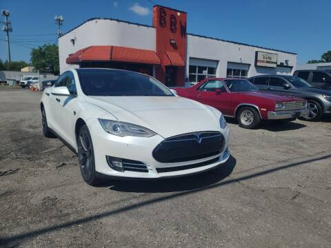 2012 Tesla Model S for sale at Best Buy Wheels in Virginia Beach VA