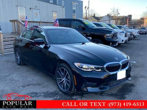 2020 BMW 3 Series for sale at Popular Auto Mall Inc in Newark NJ