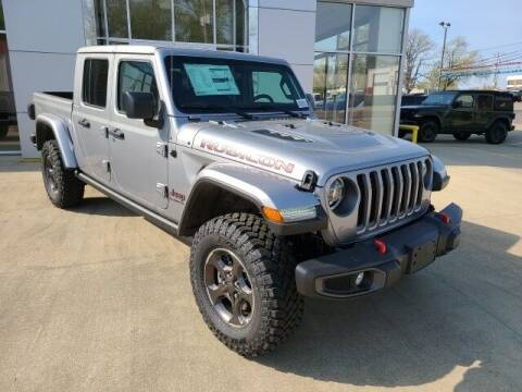 2021 Jeep Gladiator for sale at LeMond's Chevrolet Chrysler in Fairfield IL