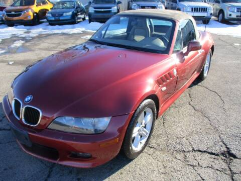 2001 BMW Z3 for sale at RJ Motors in Plano IL