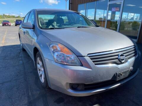 2007 Nissan Altima for sale at Best Auto & tires inc in Milwaukee WI