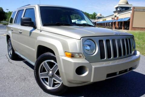 2010 Jeep Patriot for sale at CU Carfinders in Norcross GA