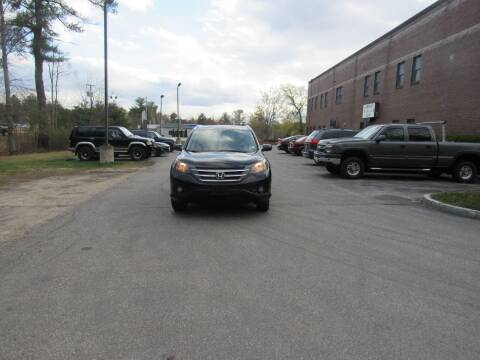 2012 Honda CR-V for sale at Heritage Truck and Auto Inc. in Londonderry NH