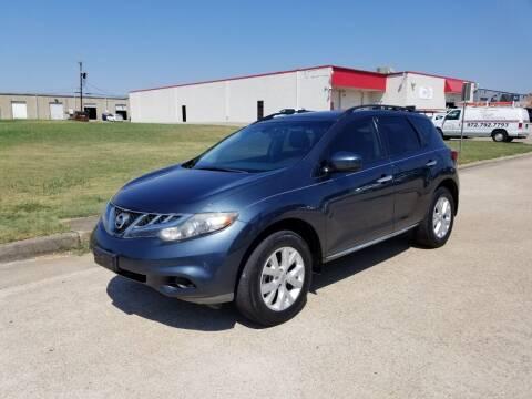 2011 Nissan Murano for sale at Image Auto Sales in Dallas TX