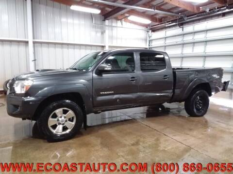 2013 Toyota Tacoma for sale at East Coast Auto Source Inc. in Bedford VA