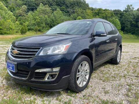 2015 Chevrolet Traverse for sale at Court House Cars, LLC in Chillicothe OH