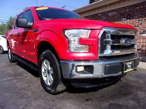 2016 Ford F-150 for sale at Certified Motorcars LLC in Franklin NH