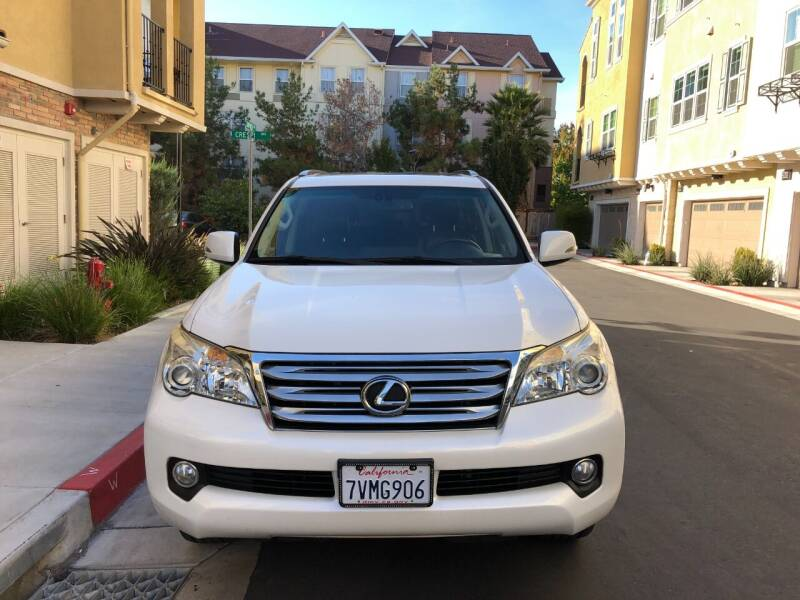2013 Lexus GX 460 for sale at Hi5 Auto in Fremont CA