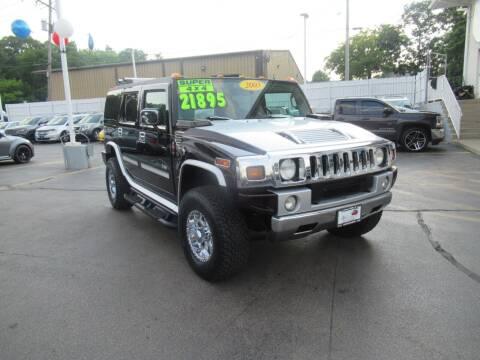 2003 HUMMER H2 for sale at Auto Land Inc in Crest Hill IL