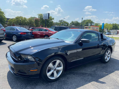 2013 Ford Mustang for sale at BWK of Columbia in Columbia SC
