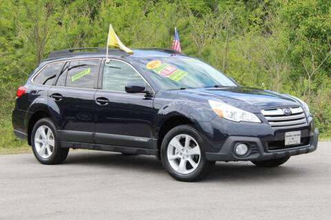 2014 Subaru Outback for sale at McMinn Motors Inc in Athens TN