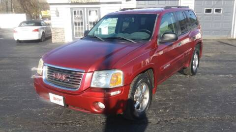 2002 GMC Envoy for sale at American Auto Group, LLC in Hanover PA
