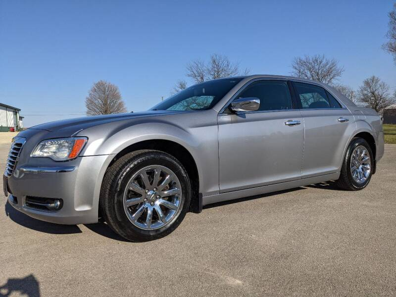 2011 Chrysler 300 for sale at McClain Auto Mall in Rochelle IL