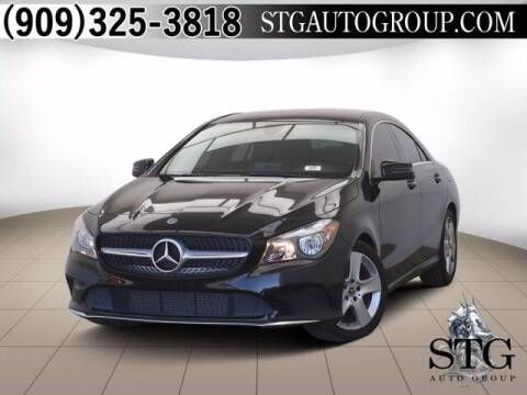 2019 Mercedes-Benz CLA for sale at STG Auto Group in Montclair CA